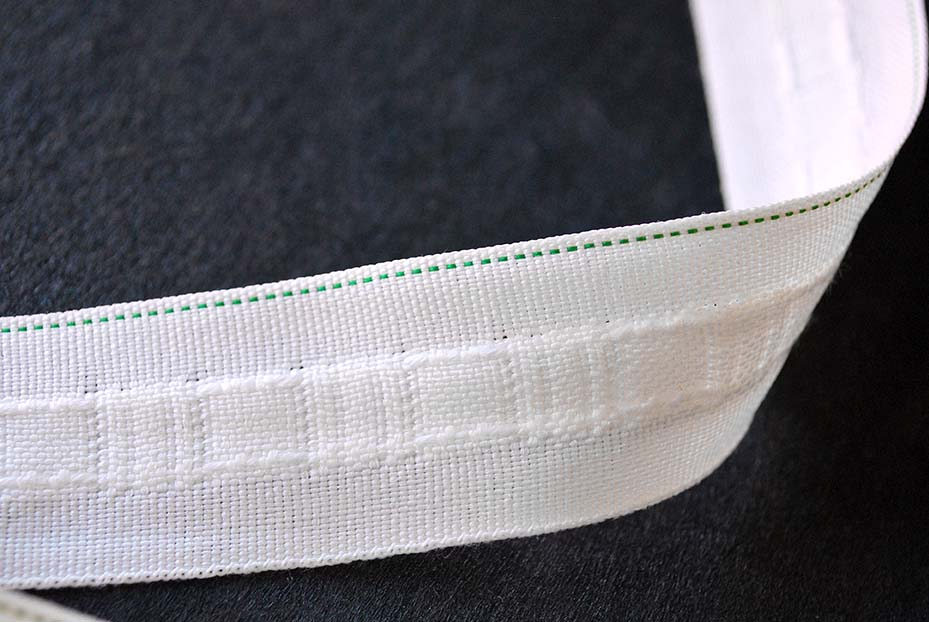 rufflette tape sewing instructions