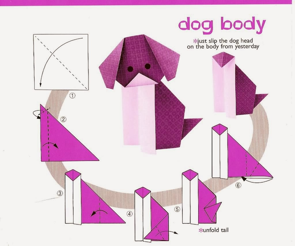 origami instructions for kids