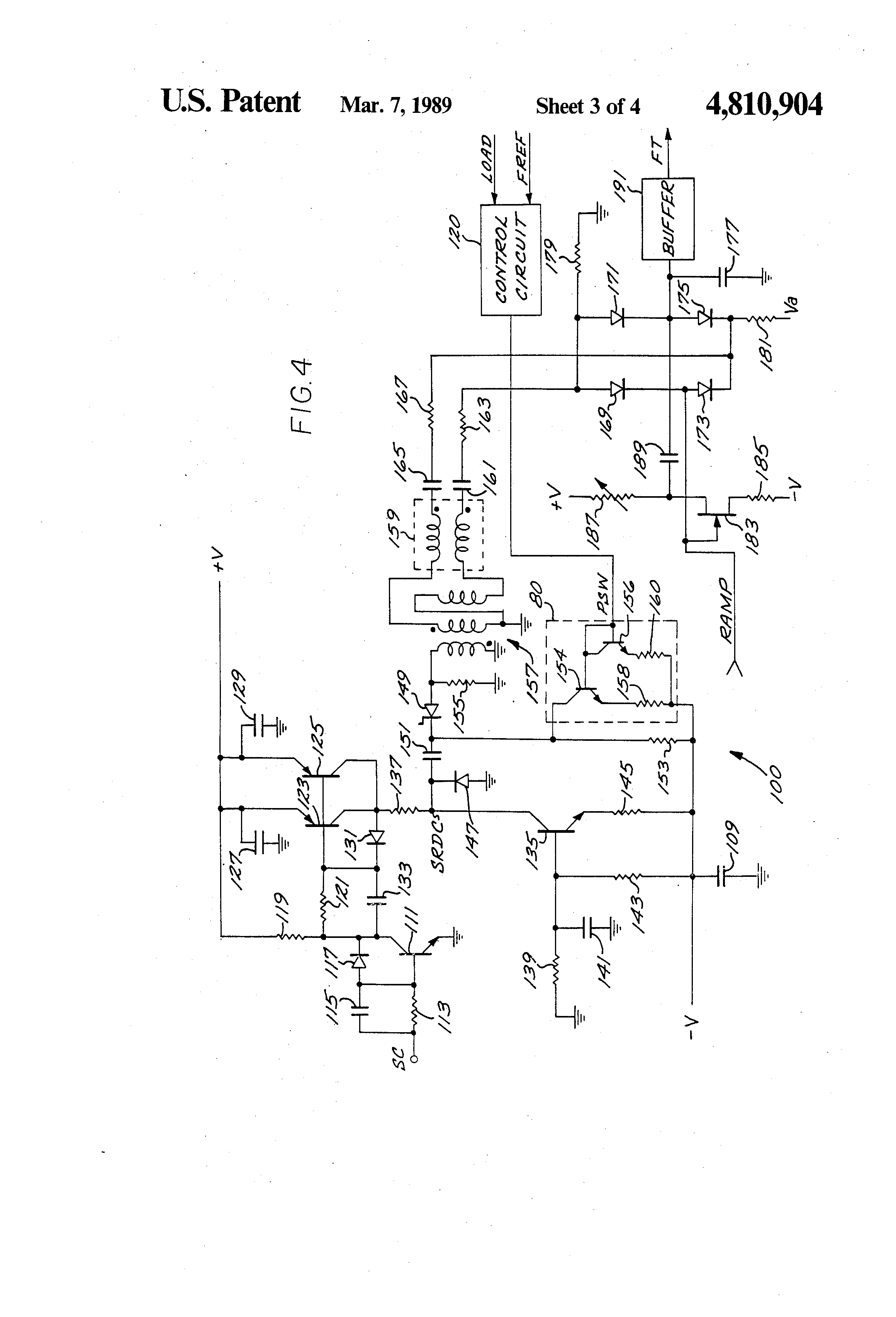 sample and hold operation