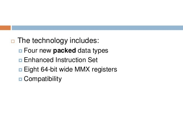 mmx instructions example