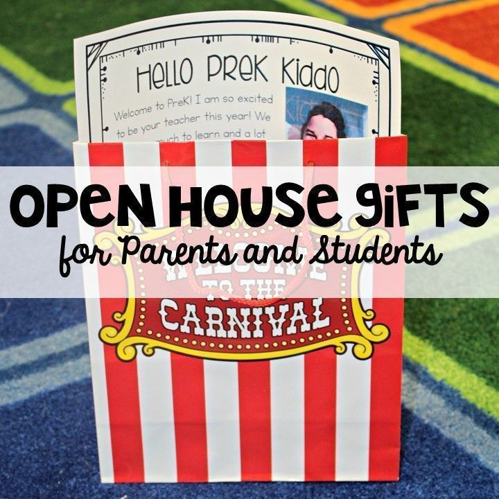the open house parents guide